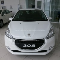 All New Peugeot 208 - Let Your Body Drive Test Drive Story