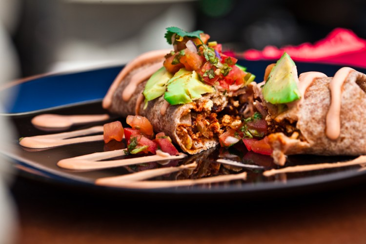 Notes: This recipe makes 8-10 Black Bean Soyrizo Breakfast Burritos ...