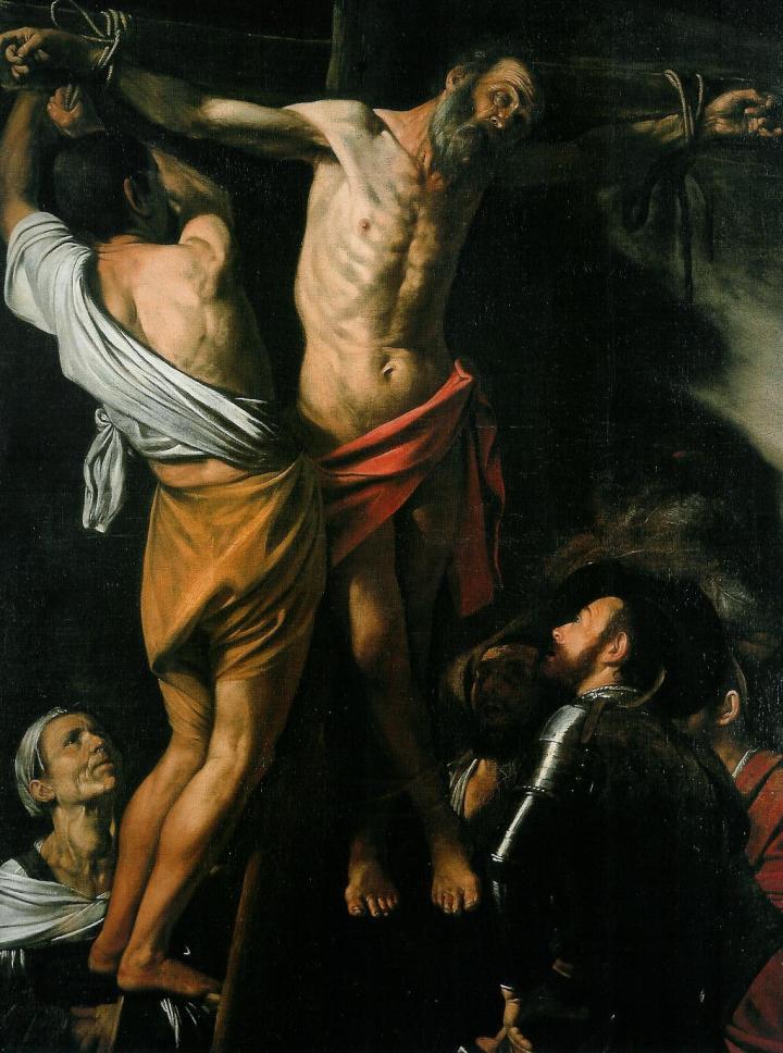 CROCIFISSIONE DI SANT'ANDREA 1