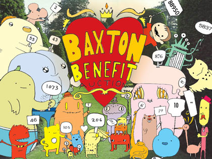 Baxton Benefit Auction