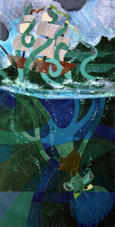 """""""Squid's Revenge"""" by Ben Butcher"""