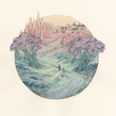"""Seeking the Neematoad"" by Nicole Gustafsson"