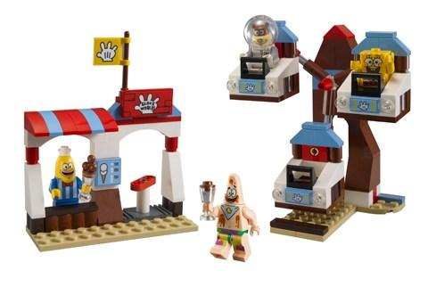 LEGO, SpongeBob