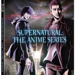 Supernatural The Animae Series BD cover