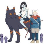 Adventure Time x  Ghibli