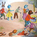 Andrew Brandou painting