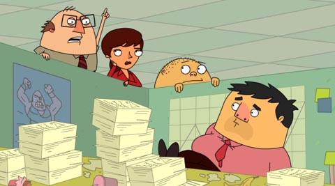 Office Buddies