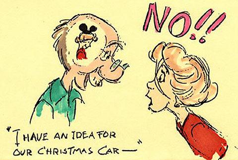 Ollie Johnston card