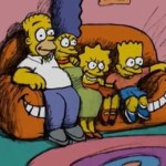 Bill Plympton's Simpsons Opening