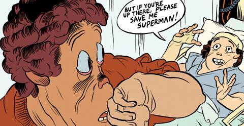 Rebecca Sugar comic