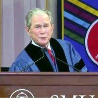George W. Bush's Nachricht an alle Studenten