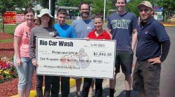 PR-RIO Car Wash