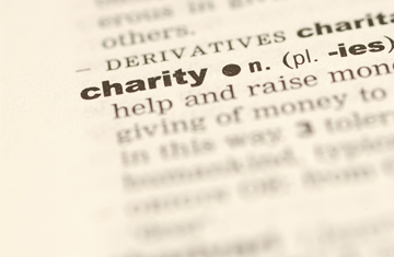Definition Charity