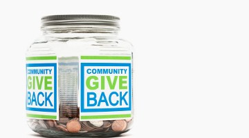 give back, fundraiser, event, charity, raising money