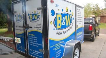 B&W Mobile Auto Detailing Inc.