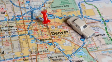 Colorado, carwash, car, map, push pin, pin point, Denver, Denver wash, Denver carwash