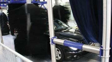 Polishing Tunnel, PECO Car Wash Systems