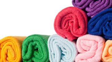 towels, microfiber, microfiber towels,