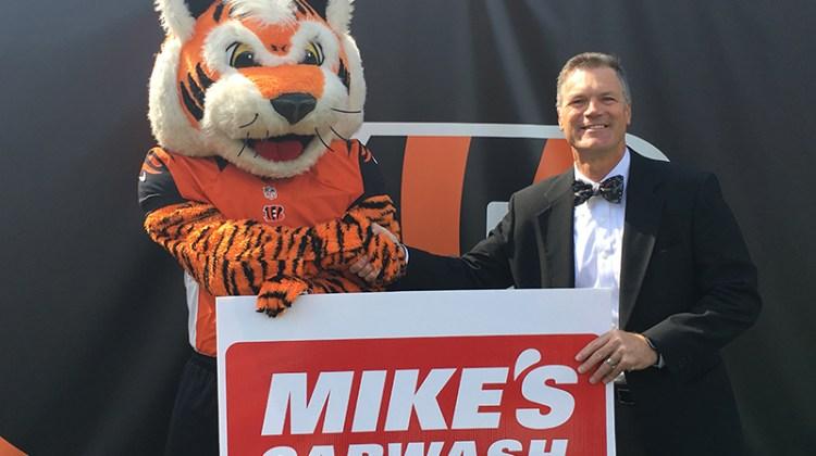 Mike's Carwash, Cincinnati Bengals, WhoDey