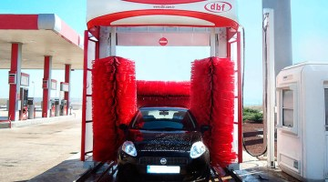 DBF Automatic Vehicle Wash Systems
