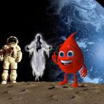 Space Ghosts Blood