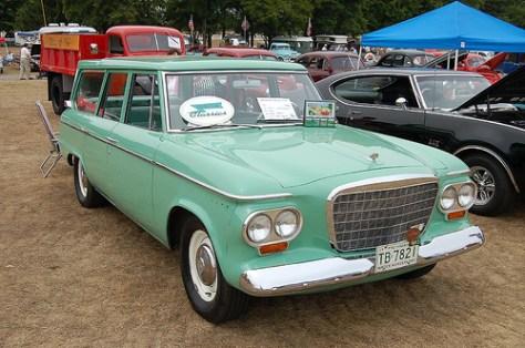 1963 Studebaker Wagonaire