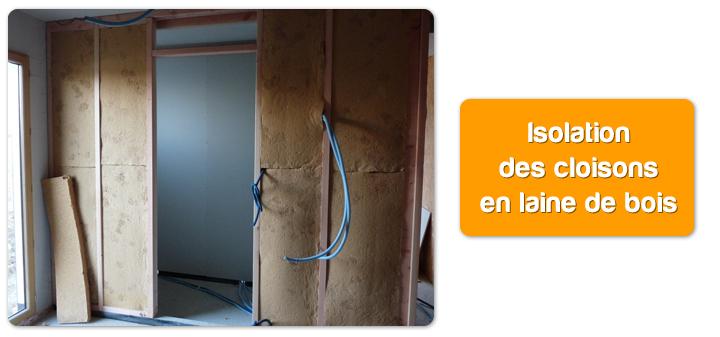Laine de bois Fibre de bois Casa Bio # Lambda Laine De Bois