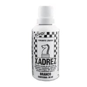 Corante Liquido Xadrez Sherwin Williams – Branco 50 ml