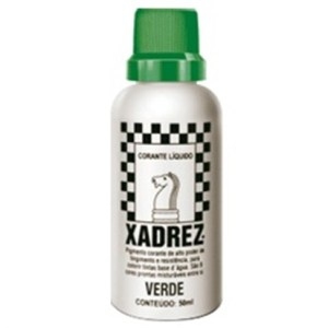 Corante Liquido Xadrez Sherwin Williams – Verde 50 ml