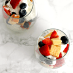 Berry Trifle for Valentine's Day!
