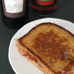 Tomato, Prosciutto and Gruyère Grilled Cheese for #SundaySupper