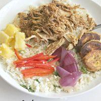 Jerk Chicken Rice Bowls #WeekdaySupper