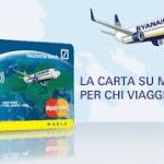 carta di credito Ryanair-Deutshe Bank