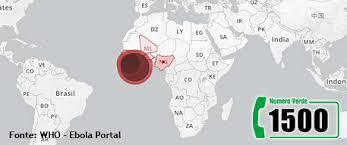 Ebola / istituito il numero verde 1500  CasaeMutui.net