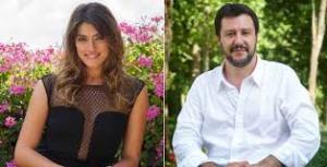 Nuovo amore Isoardi Salvini