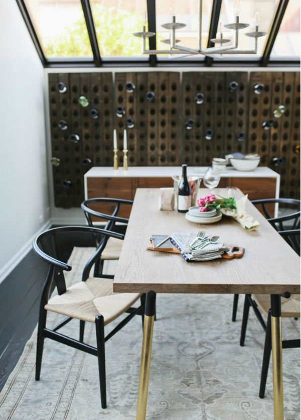 Catherine Kwong dining room | Casa Haus