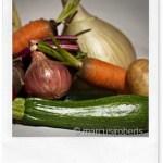 Ricette Veloci: spaghettoni con ragù bianco di verdure e Sbrinz