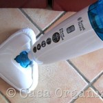 Ho provato la scopa a vapore STEAM & CLEAN