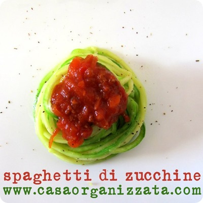 SPAGHETTI DI zucchine: VANTAGGI, CONSIGLI E ricette