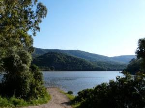 Lago de los Hurones.