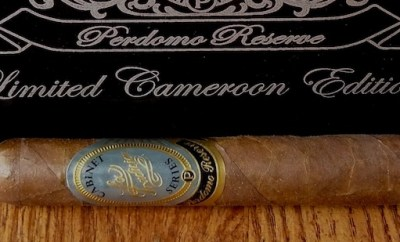 Perdomo Reserve Limited Cameroon Petit Corona