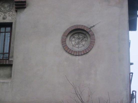 Steaua cu 8 colţuri - pictură