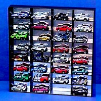 ProTech Hot Wheels Loose Car Shadow Box