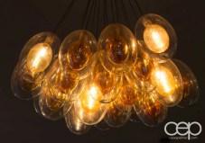 G... for Gelato and Espresso Bar — Lights