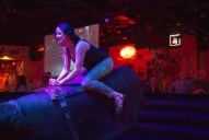BiSC and Las Vegas 2013 — Gilley's — The Bull Ride