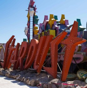 BiSC and Las Vegas 2013 — The Neon Museum — Stardust