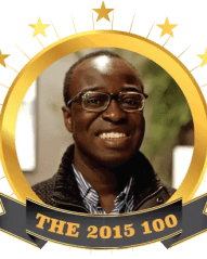 The 2015 100 Emblem — my official crest for The 2015 100
