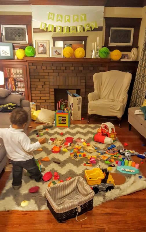The Week That Was... November 8th - 14th, 2015 — The Messiest Living Room Ever