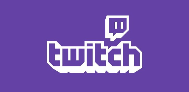 The official Twitch logo