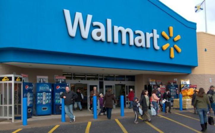 Walmart, where a meth lab was being ran in Upstate New York